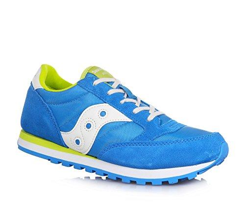 SAUCONY chaussures bébé espadrilles bas SY56443 BOY JAZZ ORIGINAL Turquoise