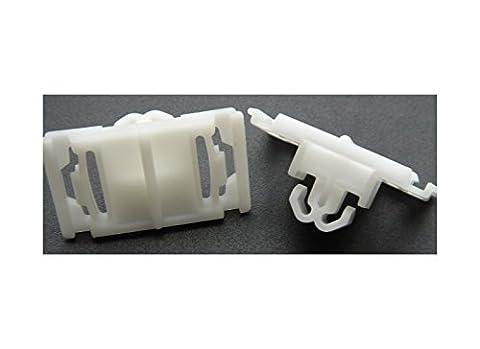 autobahn88 PF-C928 Front & Rear Door Fender & Quarter Panel Clip (Pack of 20)