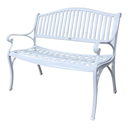 Panchine Da Giardino In Alluminio.Lazy Susan Panchina Da Giardino In Alluminio Grace Colore