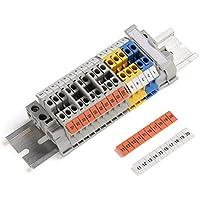 Suyep ZB6 - Rotuladores de números para bloques de terminales