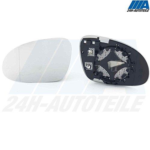 Spiegel Spiegelglas links VW Sharan Typ 7M8 7M9 7M6 Baujahr ab 2003 asphärisch