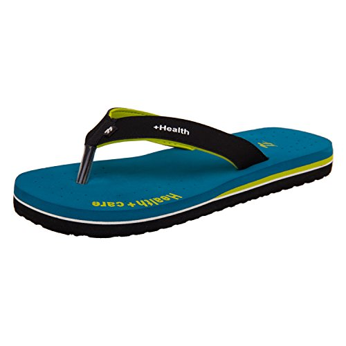 77 Seventy Seven Women Flip Flops Trendy Premium Design Confortable, Light Weight, Boy Walking Slippers (Aqua)  available at amazon for Rs.237
