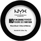 Nyx Professional Makeup High Definition Finishing Powder, Translucent, 8g