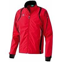 erima Runningjacke Razor - Chaqueta de running para hombre, color rojo/negro, talla S