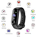 Piesome Activity Tracker/Bracelet Watch for Men/Fitness Watch for Women/Fitness Watch for Men/Health Watch/Health Band...