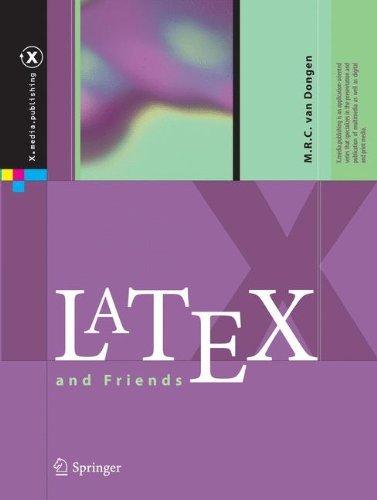 LaTeX and Friends (X.media.publishing) (English Edition)