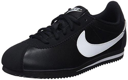 Nike Cortez (GS) - Scarpe da Ginnastica Uomo, Bianco, 38.5