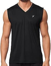 CFLEX Men Sportswear Collection - Herren Funktion Sport Kleidung - Fitness Quickdry Muscle-Shirt & Hemd Fitness Sport Top - Größen S-XXL - Qualität von celodoro