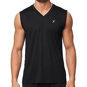 CFLEX Men Sportswear Collection – Muscle-Shirt – Herren Funktion Fitness-Shirt Sport-Top S-XXL