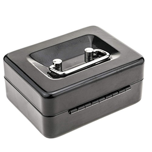 PrimeMatik - Portable metal cash box for bank notes and ...