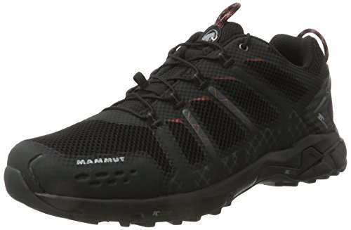Cross-trainer Schuhe (Mammut Herren T Aenergy Low GTX Cross-Trainer, Schwarz (Black-Dark Lava 00025), 42 2/3 EU)