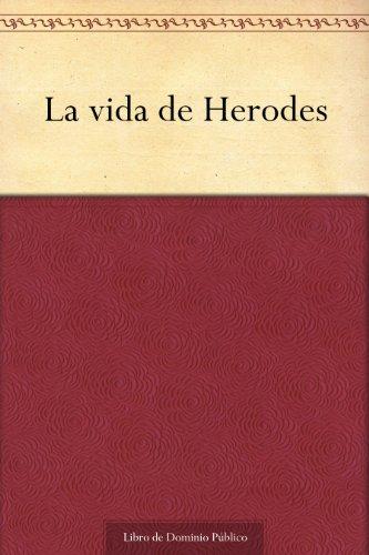 La vida de Herodes por Tirso de Molina