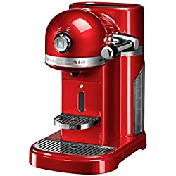 KitchenAid Artisan Nespresso (roja)