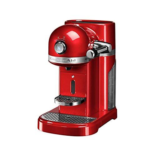 KitchenAid Nespresso (Rojo)