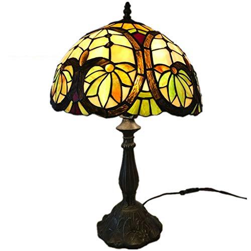 LXJ-LD Tisch Lampe,12-Zoll LED Tischlampe/Vintage Home Decor Schreibtischleuchte