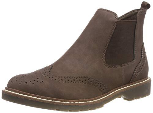 s.Oliver Damen 25444-21 Chelsea Boots, Braun (Mocca 304), 42 EU