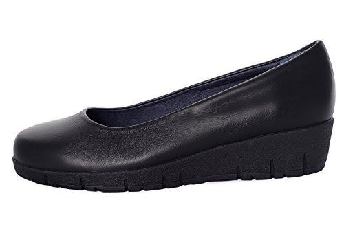 5549ff4a9bed2 Mejor Ahorro Para Oneflex Camile negro - zapatos anatómicos cómodos ...