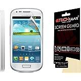Techgear Lot de 2 Films de protection d'écran mats Anti-reflets pour Samsung Galaxy S3 Mini i8190 (Lot de 3)