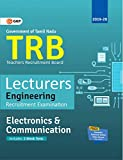 TRB 2019-20 : Lecturers Engineering - Electronics & Communication Engineering