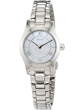 Hugo Boss Damen-Armbanduhr Analog Quarz Edelstahl 1502377