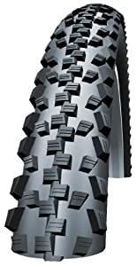 Schwalbe Black Jack Active Wired Tyre with Kevlarguard SBC 740 g (54-559) - 26 x 2.10 Inches, Black