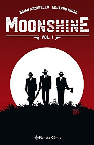 Moonshine nº 01 por Brian Azzarello