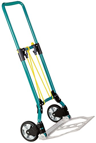 Wolfcraft 5505301 Système de transport TS 550 | diable pliant | charge max. 70 kg