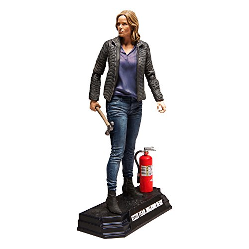"Preisvergleich Produktbild Walking Dead 14674 Bluetooth ""Fear The Walking Dead TV Madison"" Action Figur"
