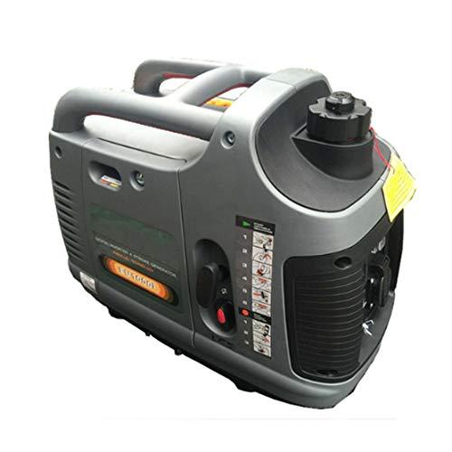 HIOD 1000w Mini Generador de Inversor Portátil Motor de Gasolina Portátil -...
