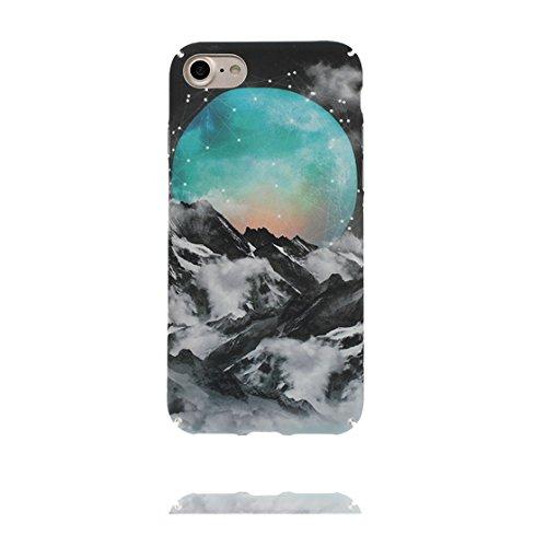 iPhone 6S Custodia, morbida guarnizione TPU in gomma antigraffio protettiva Case iPhone 6s /6 copertura 4.7 Cover [ Sottile ] [Peso leggero] [ fiore Margherite ] color 7