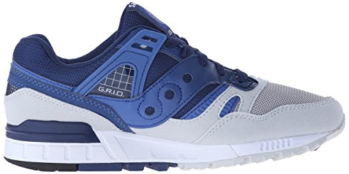 Saucony Unisex-Erwachsene Grid SD Pumps Blau (Blue/Light Grey)