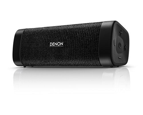 Denon Envaya Pocket DSB-50BT Negro - Altavoces portátiles (4 cm, Inalámbrico, Bluetooth/3.5...