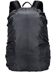 OMERIL Cubierta Impermeable Protector, Fundas Impermeable para De Mochila, Protector de Lluvia de Resistencia