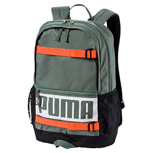 Puma Deck Backpack Rucksack, Laurel Wreath, OSFA (Skateboard-rucksack-riemen)