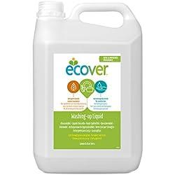 Detergente líquido para lavavajillas con limón y aloe vera (5 litros)