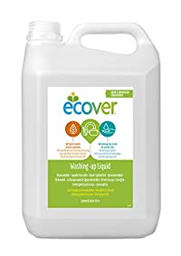 Ecover Washing Up Liquid Lemon/Aloe V 5L
