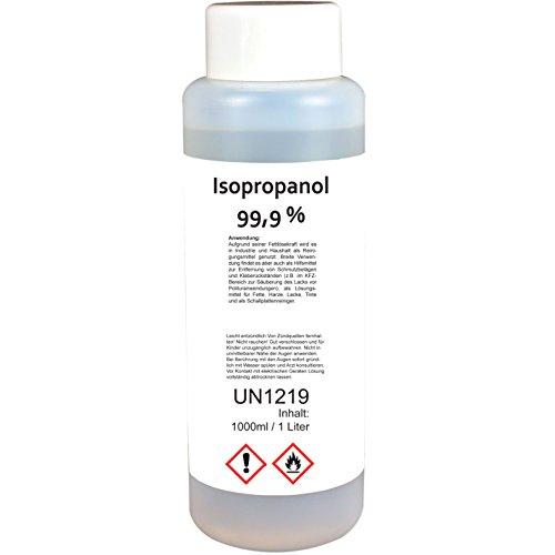 Isopropanol Isopropylalkohol 99,9% 1 Liter