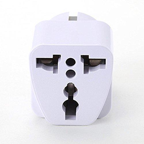 Reise-outlet (HARRYSTORE 1PC Universal EU AC Netzstecker Reise Ladegerät Adapter Outlet Converter)
