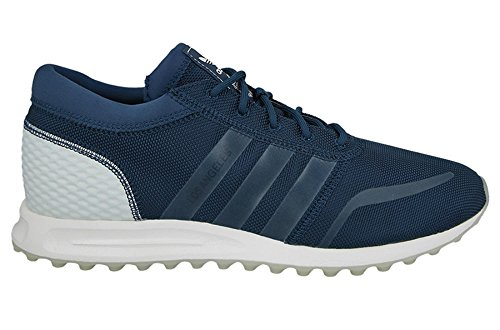 adidas Herren Los Angeles Trainingsschuhe dunkelblau / weiß