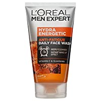 L'Oreal Men Expert Hydra Energetic Ice Cool Face Wash 150 ml, Pack of 1