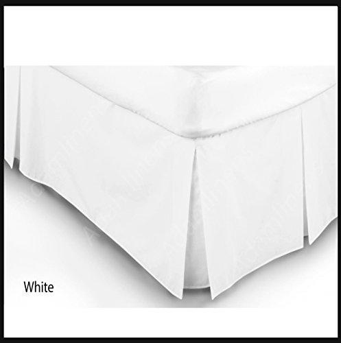 Adam Home Luxus 68 Pick Blatt BettVolant Box Falten (White, Superking)-DE