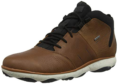 Geox Herren U Nebula 4 X 4 B ABX A Chukka Boots, Braun (Browncotto C6003), 43 EU