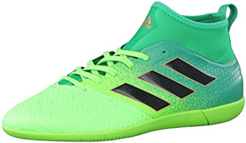 adidas Herren Ace 17.3 Primemesh in für Fußballtrainingsschuhe  Grün Versol/Negbas/Verbas  42 EU