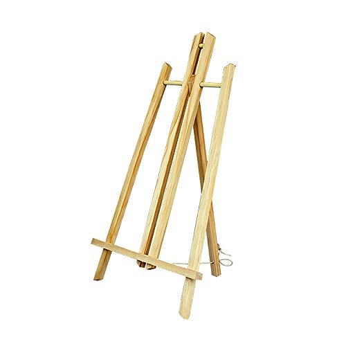Mini-Staffelei aus Holz für Künstler und Maler, verstellbar, für Studenten und alle Ebenen, 50 * 24.2cm