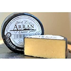 Arran Kilbride Cheddar Cheese from Campbells Meat