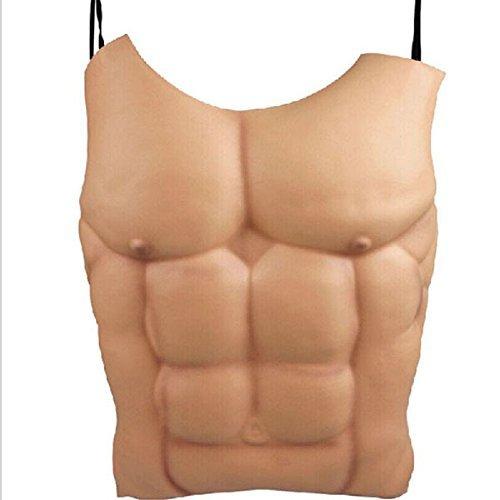 Inception Pro Infinite Muskuläre Büste - Brustmuskeln - Gefälscht - Karneval - Halloween - Man