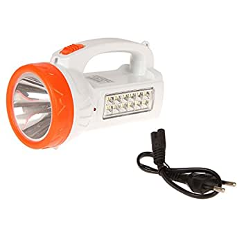 Akari 4W LED Solar Re-chargeable Torch of 12 Bright SMD