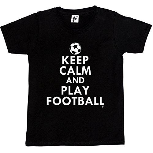 keep-calm-play-football-soccer-kids-boys-girls-t-shirt-size-12-14-year-old-colour-black-christmas-pr