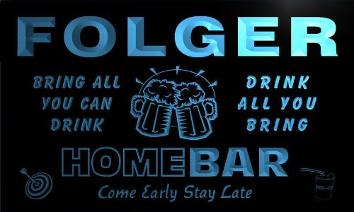 q14929-b-folger-family-name-home-bar-beer-mug-cheers-neon-light-sign