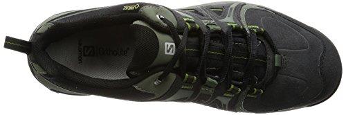 Salomonevasion Gtx - Chaussures De Trekking Et De Marche Pour Hommes - Asphalt / Black
